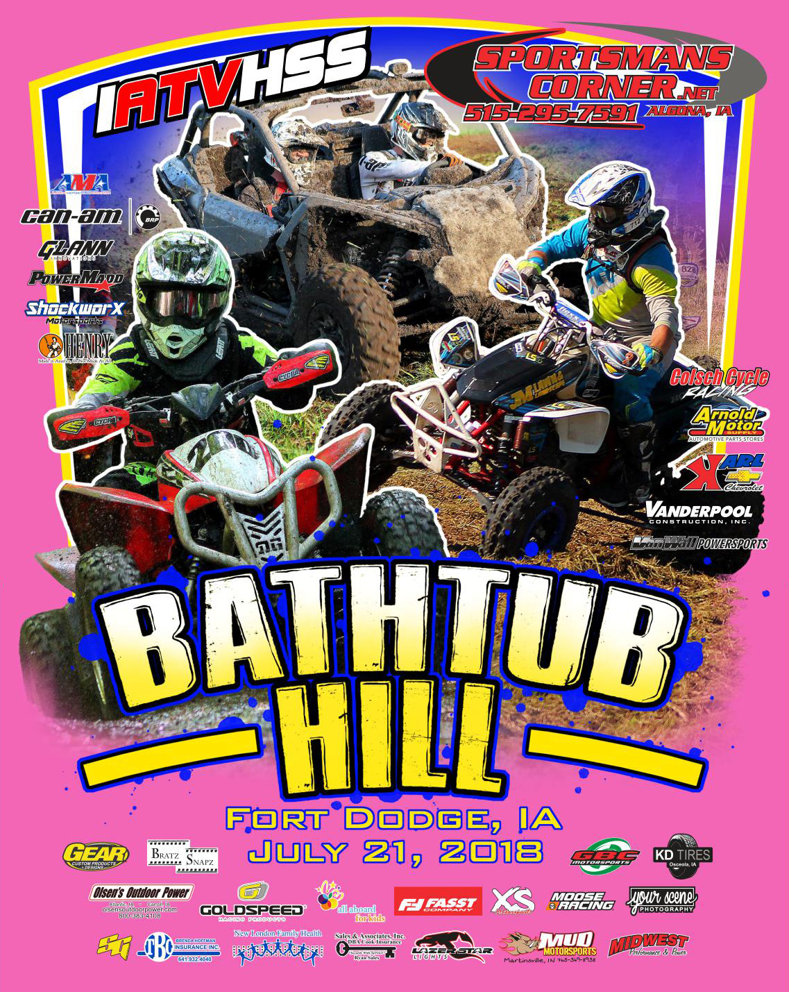 Round 5 Ft Dodge Bathtub Hill IATVHSS 2018